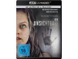Der Unsichtbare 4K Ultra HD Blu ray 2D