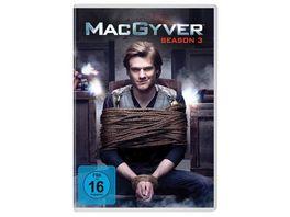 MacGyver Staffel 3 Reboot 6 DVDs