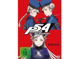 PERSONA5 the Animation Specials 2 DVDs