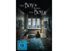 The Boy Brahms The Boy II 2 DVDs