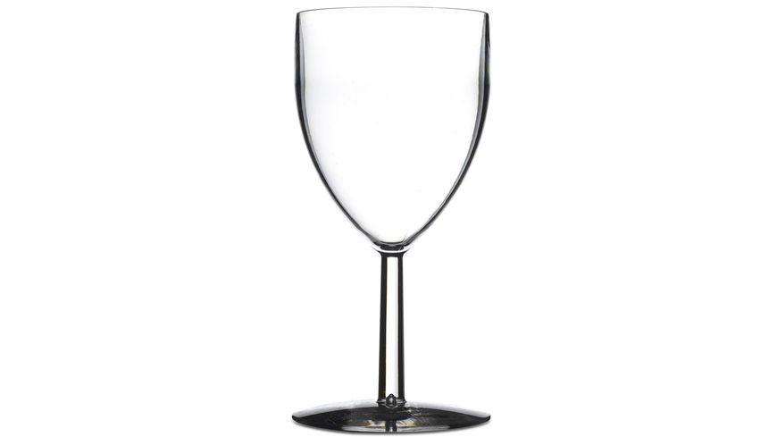 MEPAL Kunststoff-Weinglas 300ml 2er Set