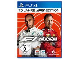 F1 2020 Das offizielle Videospiel 70 Jahre F1