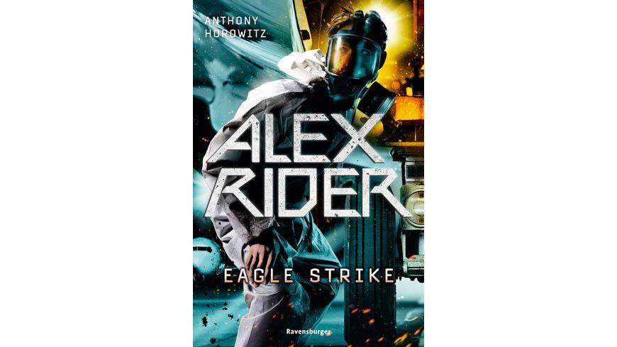 Alex Rider, Band 4: Eagle Strike