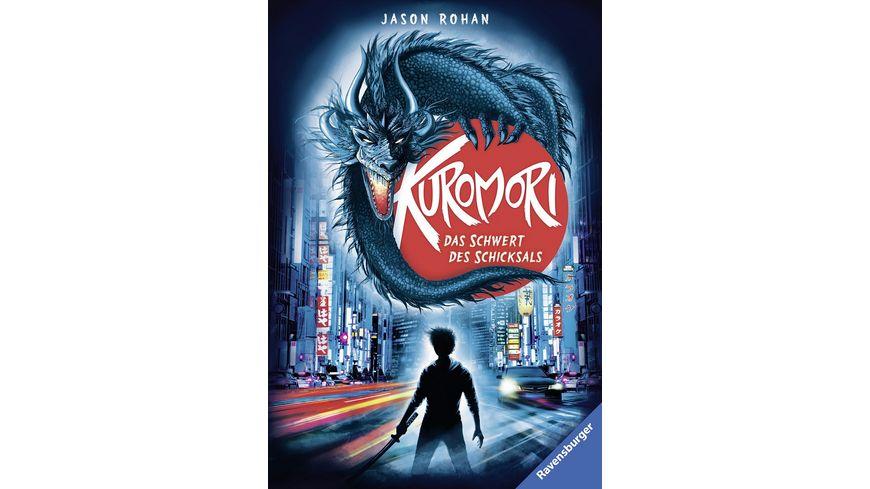 Kuromori, Band 1: Das Schwert des Schicksals