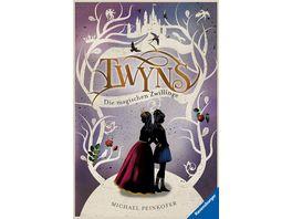 Twyns Band 1 Die magischen Zwillinge
