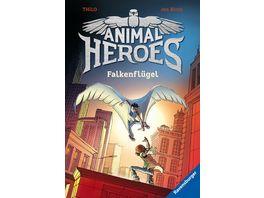 Animal Heroes Band 1 Falkenfluegel