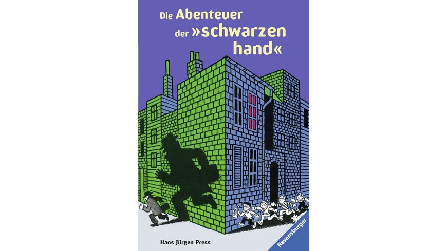 """Die Abenteuer der """"schwarzen hand"""""""
