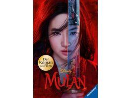 Disney Mulan Der Roman zum Film