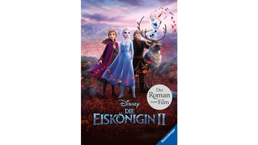 Disney Die Eiskönigin 2: Der Roman zum Film - Die vollständige, ungekürzte Filmgeschichte