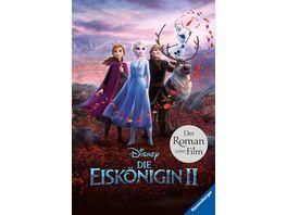 Disney Die Eiskoenigin 2 Der Roman zum Film Die vollstaendige ungekuerzte Filmgeschichte
