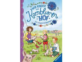 Wir Kinder vom Kornblumenhof Band 1 Ein Schwein im Baumhaus