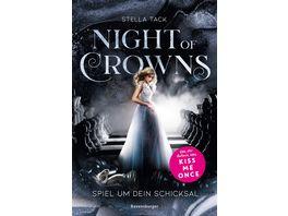 Night of Crowns Band 1 Spiel um dein Schicksal