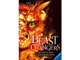 Beast Changers Band 2 Im Reich der Feuerdrachen