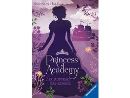 Princess Academy Band 3 Der Auftrag des Koenigs
