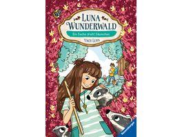 Luna Wunderwald Band 6 Ein Dachs dreht Daeumchen