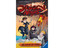 Dragon Ninjas Band 2 Der Drache des Feuers