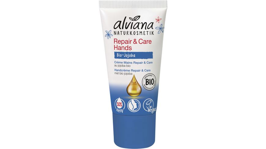 alviana Repair & Care Hands - Minigröße