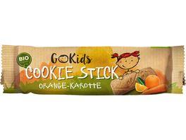 GoKids Cookie Stick Orange Karotte