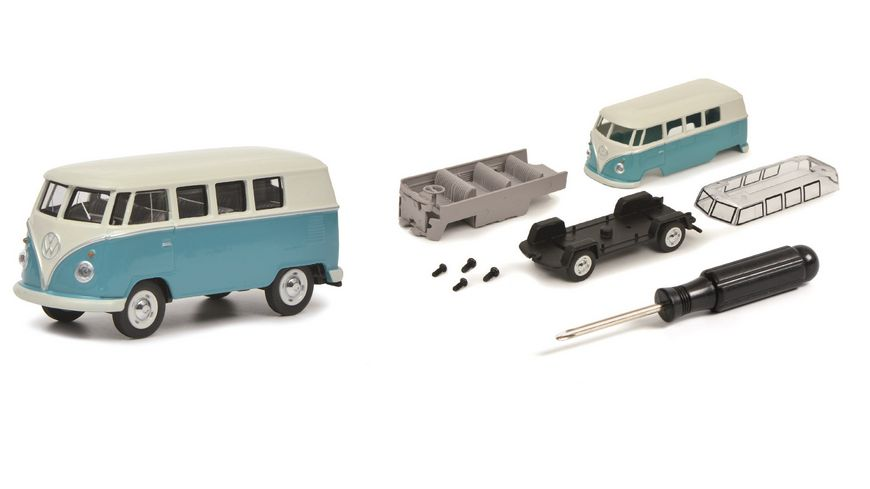 Schuco Edition 1 64 Kit VW T1 Bus 1 64