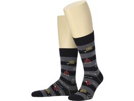 MOVE UP Herren Socken Traveler