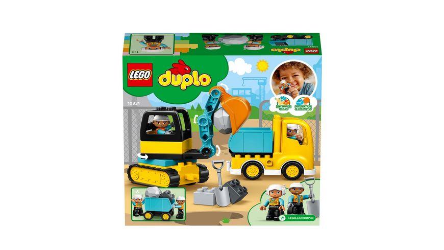 LEGO DUPLO 10931 Bagger und Laster