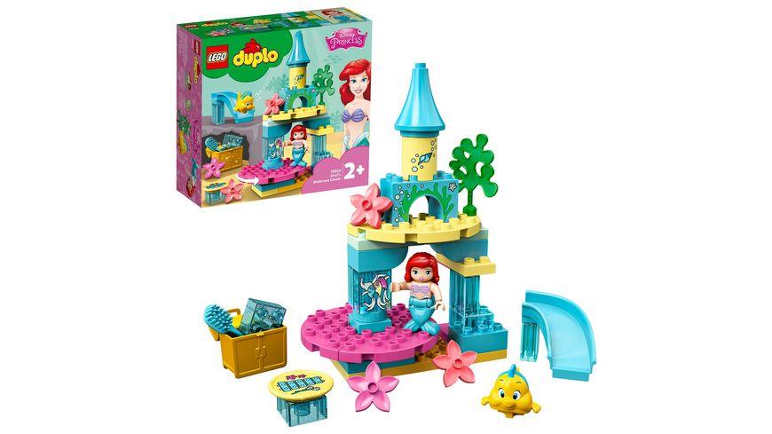 LEGO DUPLO 10922 Arielles Unterwasserschloss