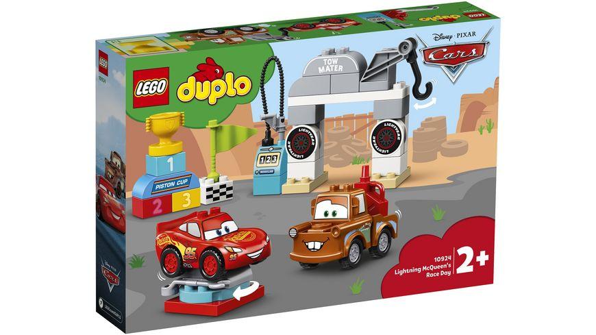 LEGO DUPLO 10924 Lightning McQueens grosses Rennen