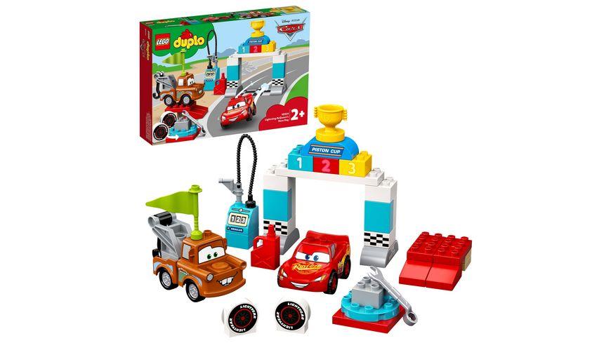 LEGO DUPLO - 10924 Lightning McQueens großes Rennen