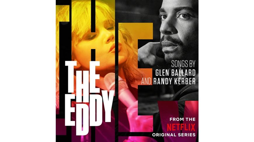 The Eddy OST from the Netflix Series