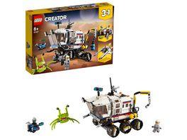 LEGO Creator 31107 Planeten Erkundungs Rover