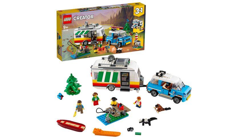 LEGO Creator 31108 Campingurlaub