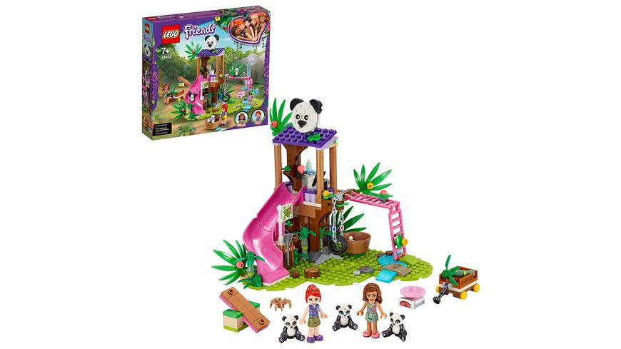 LEGO Friends - 41422 Panda-Rettungsstation