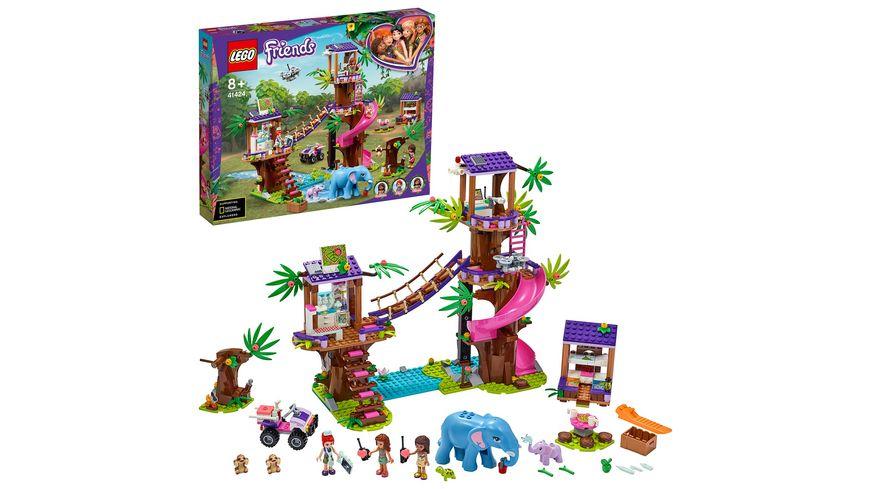 LEGO Friends - 41424 Tierrettungsstation im Dschungel