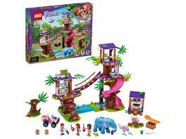 LEGO Friends 41424 Tierrettungsstation im Dschungel