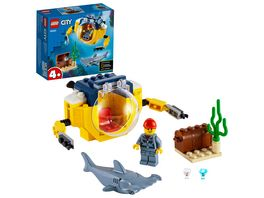 LEGO City 60263 Mini U Boot fuer Meeresforscher
