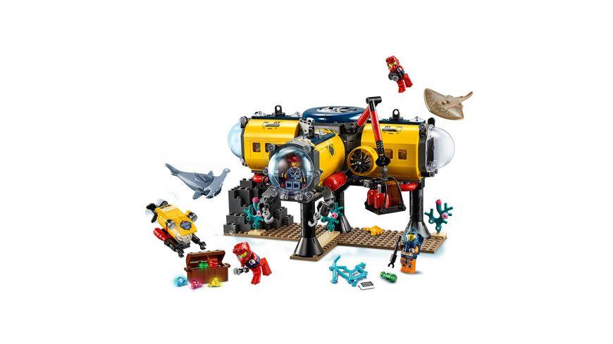 LEGO City 60265 Meeresforschungsbasis