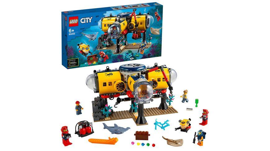 LEGO City - 60265 Meeresforschungsbasis