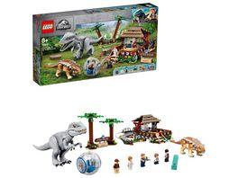 LEGO Jurassic World 75941 Indominus Rex vs Ankylosaurus