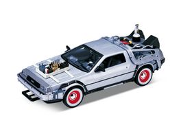 Welly 1 24 DeLorean Back to the Future Teil 3