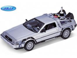 Welly 1 24 DeLorean Back to the Future Teil 2