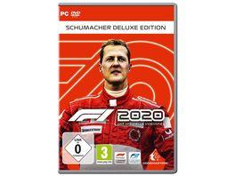 F1 2020 Das offizielle Videospiel Schumacher