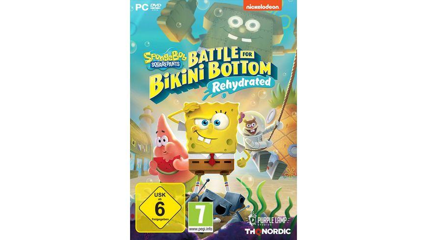 Spongebob SquarePants - Battle for Bikini Bottom