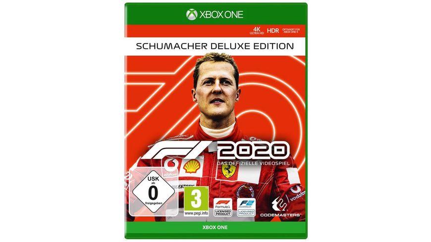 F1 2020 - Das offizielle Videospiel (Schumacher