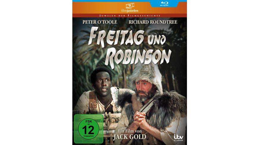 Freitag und Robinson (Filmjuwelen)