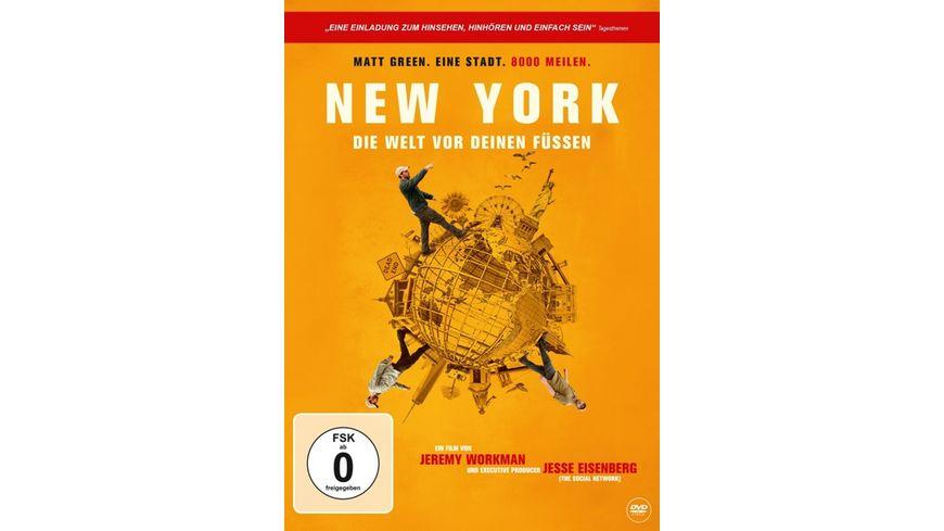 New York Die Welt vor Deinen Fuessen