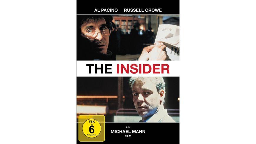 The Insider - Special Edition Mediabook (+ DVD) (Filmjuwelen)