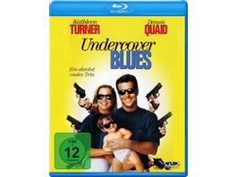Undercover Blues Ein absolut cooles Trio Blu ray
