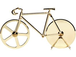 DOIY The Fixie Gold Pizzaschneider