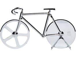 DOIY The Fixie Silver Pizzaschneider