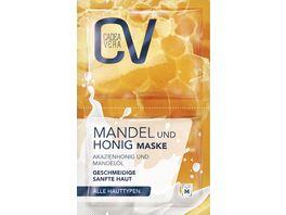 CV Mandel Honig Maske